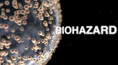 Biohazard Titles for Final Cut Pro X